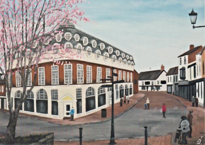 Christian Turner - Nantwich - Pillory Street