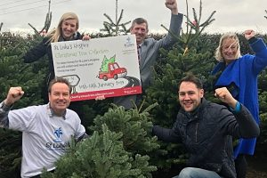 St Luke's Hospice to run Christmas Trees recycling fundraiser