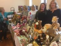 Annual Holly Fair in Wistaston raises £1,800 for church