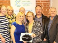 Church Minshull named Community Spirit champion at awards