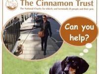 Cinnamon Trust seeks Nantwich volunteers for pet help