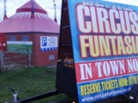 Review: Circus Funstasia thrills hundreds of Nantwich families