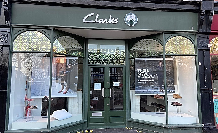 Clarks in Nantwich - pic by Jonathan White