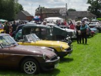 Vintage and Classic Transport Rally held in Shavington