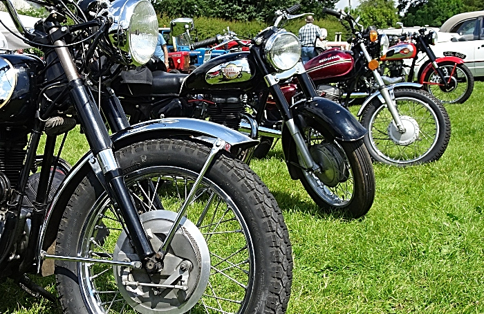 Classic and vintage motorcycles (1)