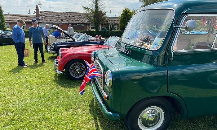 Classic vehicle display (1)