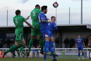 Nantwich Town earn hard-fought 1-0 victory over Whitby