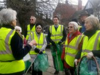 Nantwich Litter Group backs British Spring Clean campaign