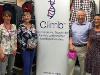 M&Co fashion show in Nantwich raises £400 for Climb charity