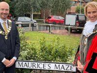 Willaston memorial tree planted in honour of Maurice Jones