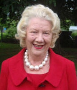 Independent Nantwich Cllr Penny Butterill