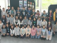 Nantwich and Crewe families host students around the globe