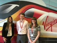 Crewe and Nantwich business students on right track with Virgin Trains