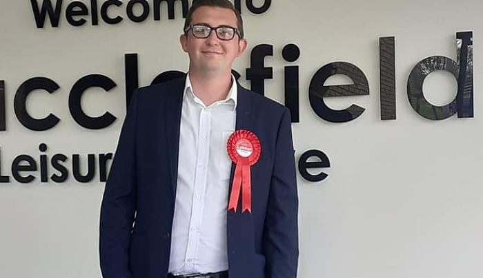 Connor Naismith, Crewe West by election win