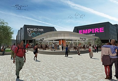 Empire Cinemas sign up to Royal Arcade scheme in Crewe