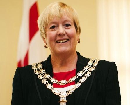 Mayor Councillor Christine Farrall