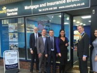 County Insurance Group opens new Nantwich outlet