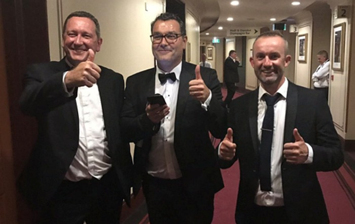 County Group bosses win Insurance Broker of the Year 2017