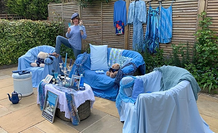 Covid Colour Challenge - blue theme (1)