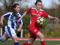 Crewe Alex Ladies beat Chester FC Women 7-0 in front of record crowd