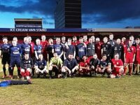New football team raises money for charity and mental health awareness