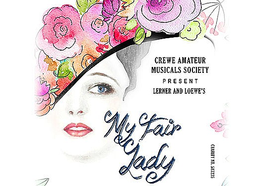 Crewe Amateur Musicals Society my fair lady