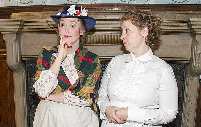 Crewe Amateur Musicals Society's 'My Fair Lady' 3