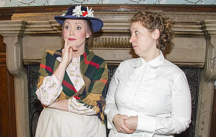 Crewe Amateur Musicals Society's 'My Fair Lady' 3