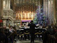 """Crewe Brass """"Merry Christmas Nantwich"""" concert held"""