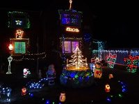 Crewe and Nantwich householders add sparkle to their Christmas homes