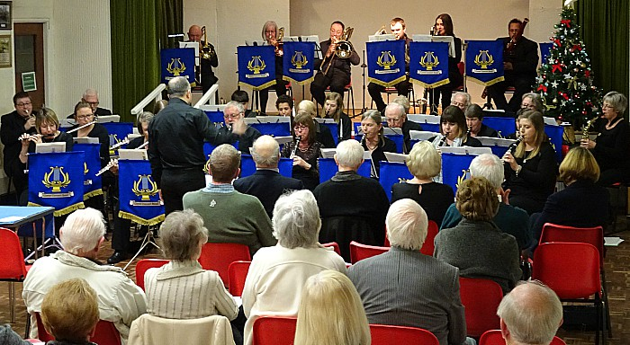 Crewe Concert Band - Autumn concert