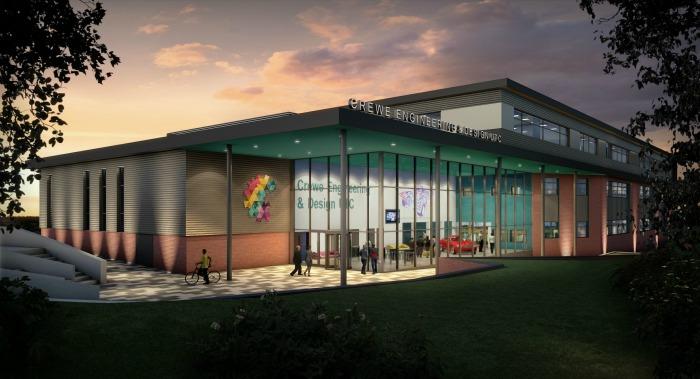 Crewe Engineering And Design Utc Gets Planning Permission Nantwich News