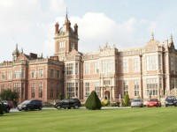 Crewe Hall concert will raise funds for Wingate Children's Centre