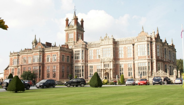 Crewe Hall, hosting Help to Buy event