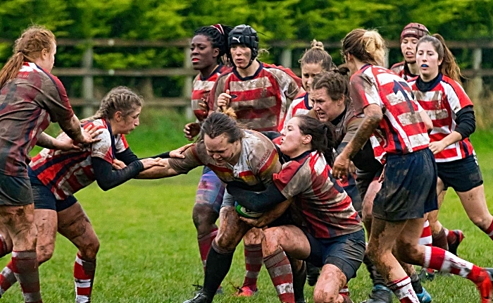 Crewe Ladies against Sefton