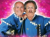 Cannon & Ball to star in Crewe Lyceum Christmas panto Aladdin