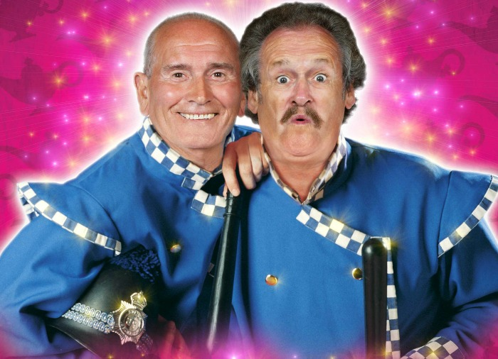 X-Academy to join Crewe Lyceum Aladdin panto Cannon and Ball