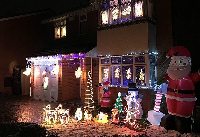 Crewe - Melford Close