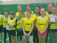 Nantwich athletes help Cheshire triumph in sportshall final