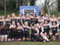 Crewe & Nantwich RUFC Ladies battle back for 22-22 draw at Preston