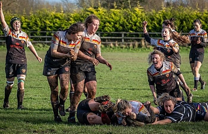 Crewe & Nantwich Ladies beat Darlington