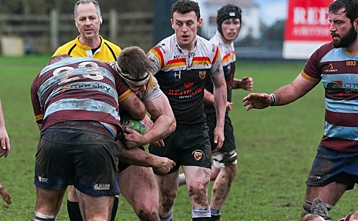 Crewe & Nantwich RUFC v Camp Hill - pic by Martyn Wilson