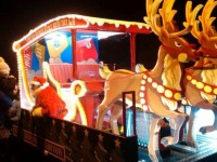 Christmas Float of Nantwich Round Table raises £7,000