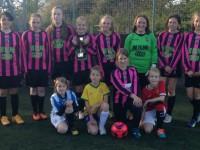 Crewe & Nantwich U12s girls crowned champions