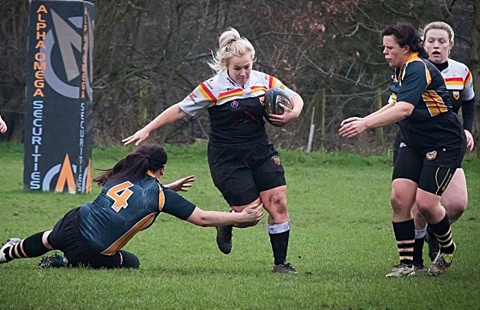 Crewe & Nantwich Women beat Birkenhead