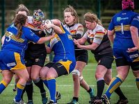 Crewe & Nantwich Ladies fall to defeat against Kenilworth