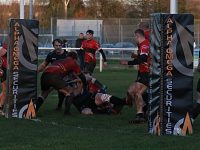 Crewe & Nantwich RUFC beaten 39-3 at home by Wolverhampton