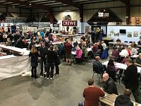 Beer fans enjoy 6th 'Crewe Rail Ale Festival'