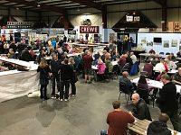 Beer fans enjoy 6th 'Crewe Rail Ale Festival'