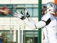 Crewe Railroaders American Football return to action